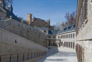 Patio Casa de Moneda